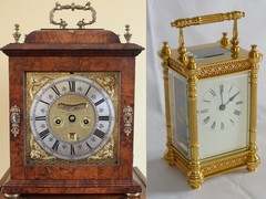 James Hughes Clocks
